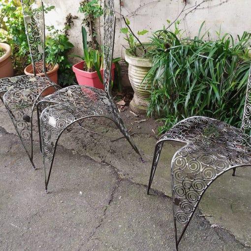 chaises fer ailleurs