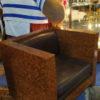 fauteuil art deco