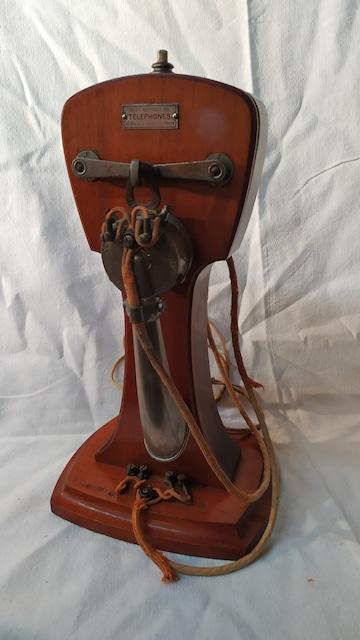 Société Industrielle des Téléphones - S.I.T Violon Téléphone, 1900