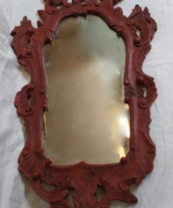 miroir patiné