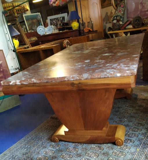 table style art deco