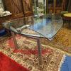table verre occasion