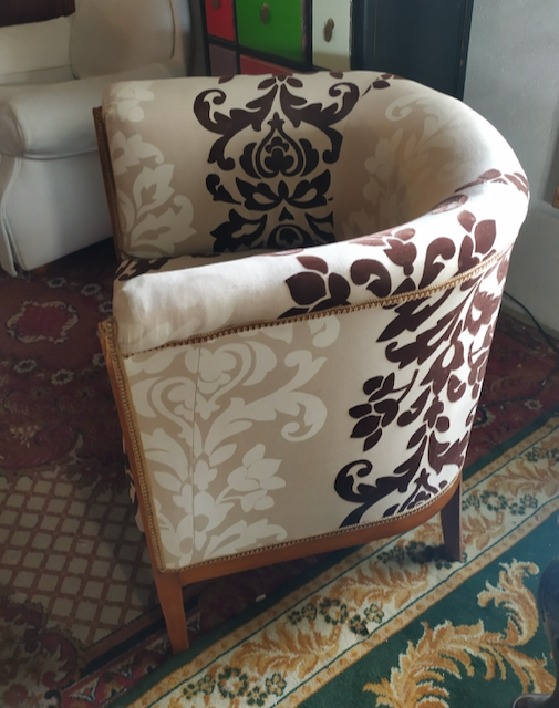 fauteuil 1930