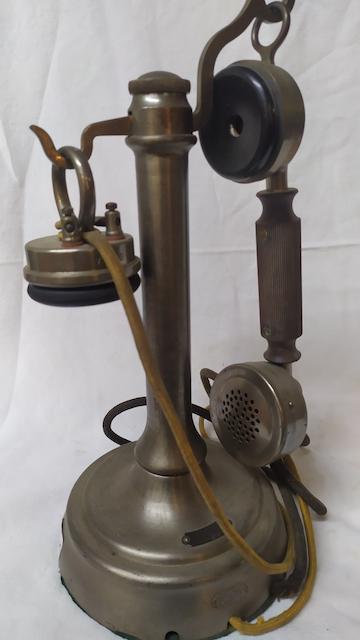 telephone ericsson chandelle 1910