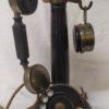 telephone colonne ancien