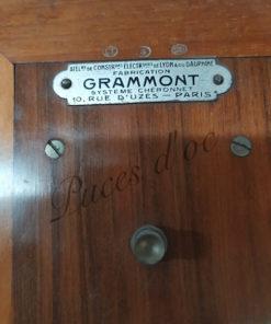 grammont telephone mural ancien