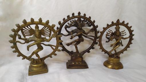 Statue bronze shiva