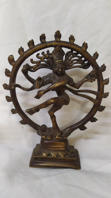 bronze hindou shiva