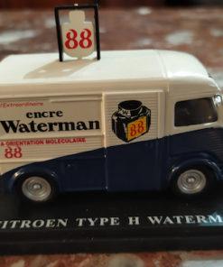 miniature fourgon waterman
