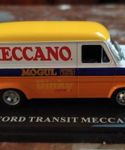 modele reduit fourgon meccano