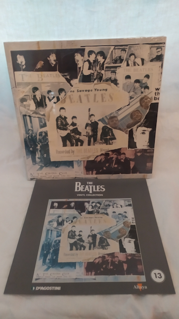 disque vinyle beatles anthologie 1
