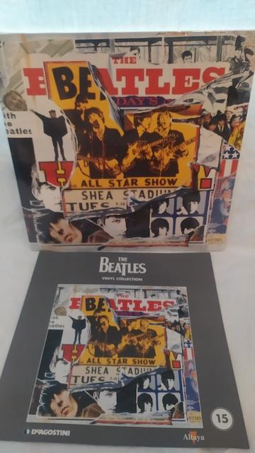 disque vinyle anthologie 2 beatles