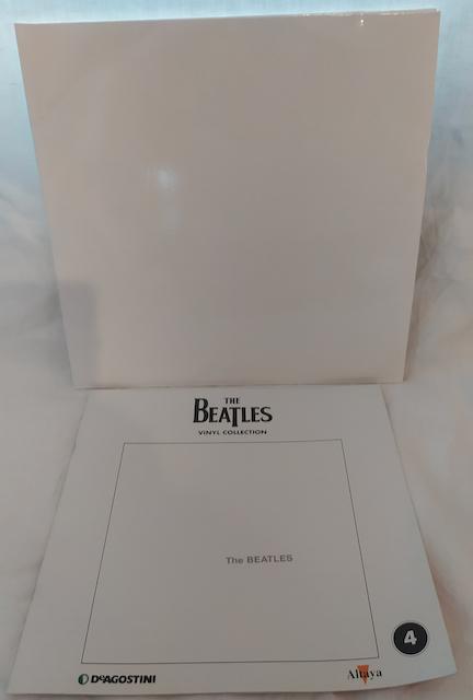 vinyle album blanc beatles