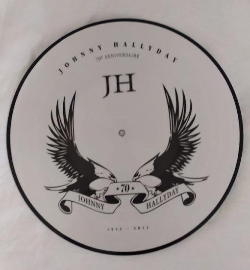 picture disque vinyle