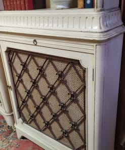meuble cache radiateur
