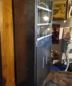 armoire deco industrielle