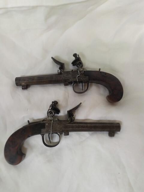 pistolet de collection