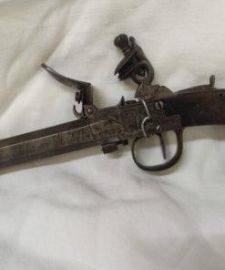 pistolet ancien collection