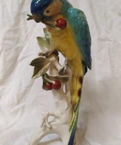 oiseau en porcelaine