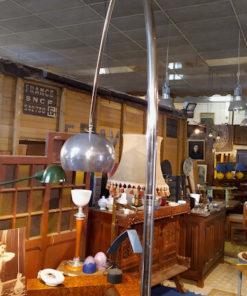 lampadaire vintage 70