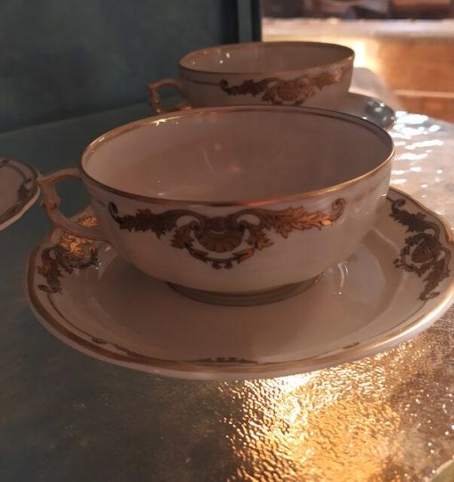 tasse a cafe bernardaud coquille