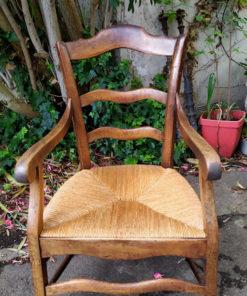 fauteuil XIXeme