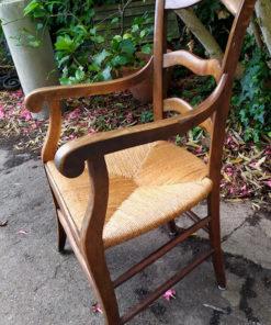 fauteuil campagnard