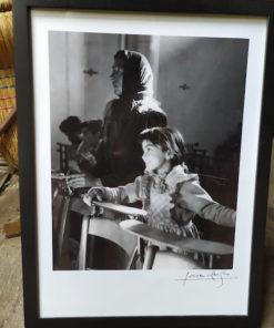 tirage photo de L.Clergue