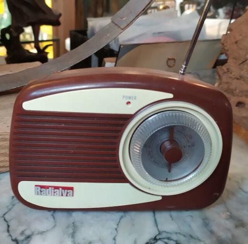 radio vintage radialva