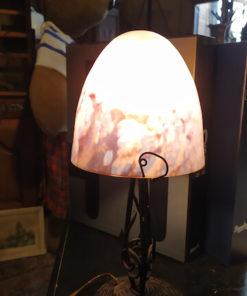 lampe pate de verre