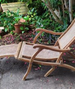 chaise repos ancienne