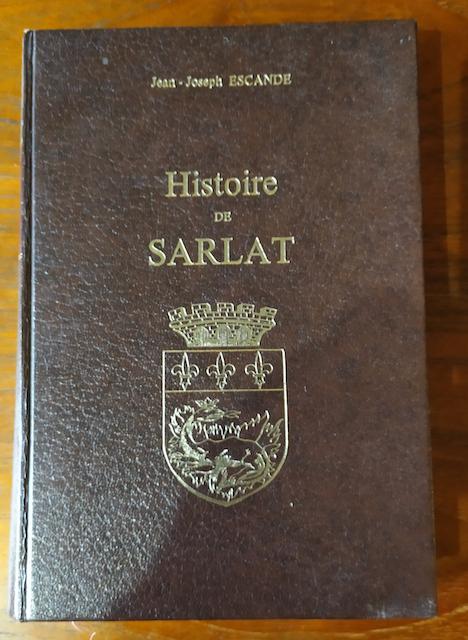 livre histoire de sarlat