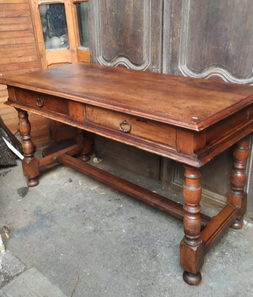 Table Bureau Rustique