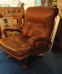 Fauteuil Lounge A.Vandenbeuck
