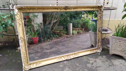 Miroir Ancien 1900